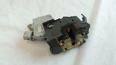 NISSAN X TRAIL t30 01-07 drivers door lock assembly front right