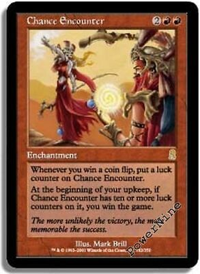 Red Odyssey Mtg Magic Common 1x x1 1 FOIL Anarchist