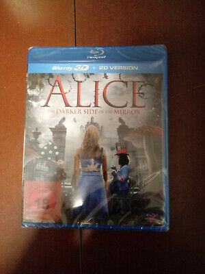 Alice - The darker Side of the Mirror [3D Blu-ray]  FSK 18 NEU