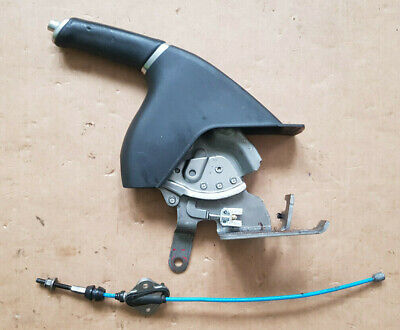 Ford Fiesta MK7 Leather Handbrake Lever With Small Cable