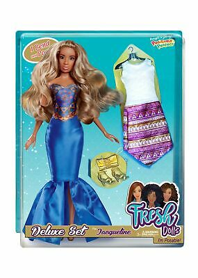 JACQUELINE - The Fresh Dolls Deluxe Set Sold by Dr. Lisa