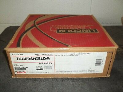 """Lincoln Electric Innershield, NR-233, 25 lb. 072"""" Welding Wire"""