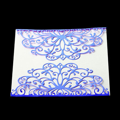 Lace frame Metal cutting dies stencil scrapbooking embossing album diy gift WGSF