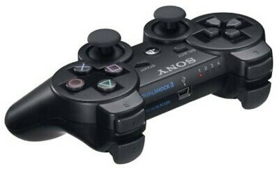 Genuine Official Sony DualShock 3 Wireless Controller for PlayStation 3 - Black