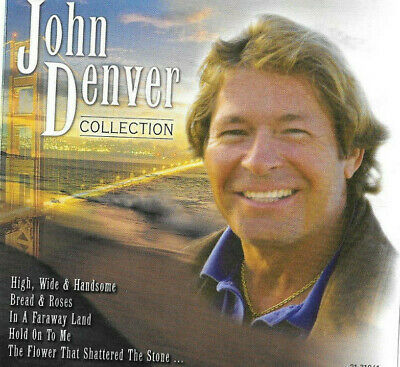 cd JOHN DENVER collection country + western music