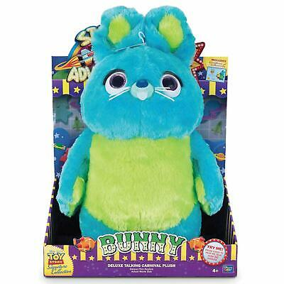Disney Pixar Toy Story Signature Collection Bunny Carnival Plush Film Replica!!