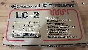 Silver Reed Knitmaster LC 2 Lace Carriage for Standard Gauge Knitting Machine