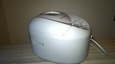 QVC Cooks essentials Breadmaker XBM1008 Daily Loaf with printed Instructions