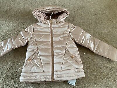 Girls Coat Age 9 Dunnes Stores