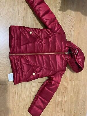 Girls Dunnes Stores Coat Age 7