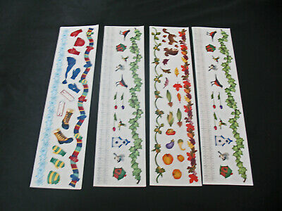 A Variety of Loose Gr Length or Block Stickers; Creative Memories