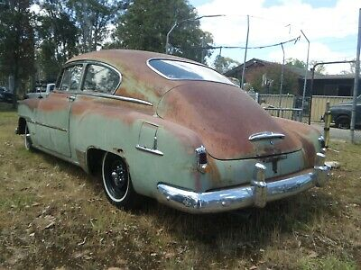 "Chevy Fleetline 2 door ""sunburnt"" Patena Real Solid All Original Hot Rod Rat"