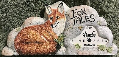 Fox Tales by Border Sign