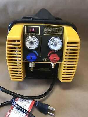 Appion G5TWIN Refrigerant Recovery Machine HVAC New-Excellent Condition