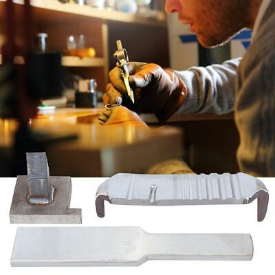 3pcs Metal Hammer Hardware Mallet Groove Channel Jewelry Making Hand Hammer