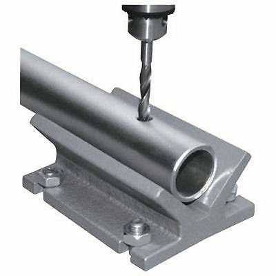 Steel Cast Self-Centering Drill Press Jig Vise