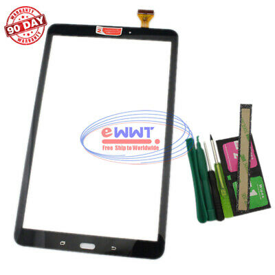 FREE SHIP for Samsung Galaxy Tab A 10.1 Wifi ver Black Touch Screen+Tool ZHLU766