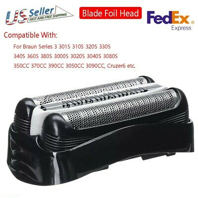 Replacement  Shaver Foil Head For Series 332B 3090cc 3050cc 3040s 360S 380S 300S