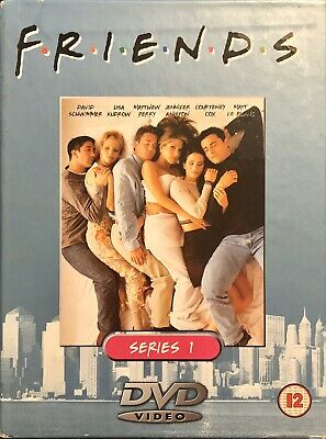 Friends Complete Series 1 (Official UK DVD Set) Free UK Post
