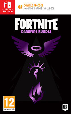Fortnite: Darkfire Bundle (Switch)  NEW AND SEALED - IN STOCK - QUICK DISPATCH