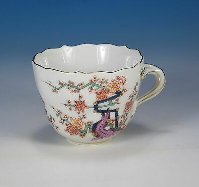 "Meissen "" Yellow Lion Kakiemon-Malerei "" Moccha Cup without Saucer 1.Wahl"