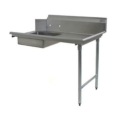 """Eagle Group BlendPort 72"""" 16 Gauge All Stainless Steel Soiled Dish Table"""