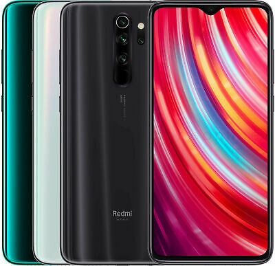 "Xiaomi Redmi Note 8 Pro (128GB / 64GB) Factory Unlocked 64MP 6.53"" - Dual SIM"