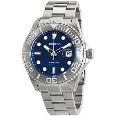 Invicta Pro Diver Automatic Blue Dial Stainless Steel Men's Watch 27305