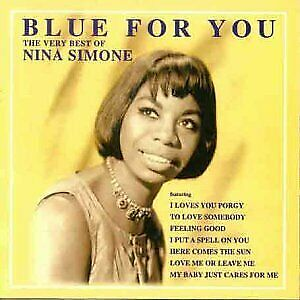 Blue For You - The very best of Nina Simone, Simone, Nina, Used; Good CD