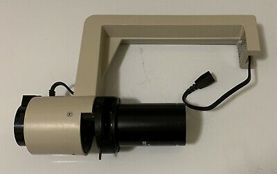 Olympus CK2 (CK-2) Microscope Lamp Phase Assembly With ULWCD 0.30 Lens `