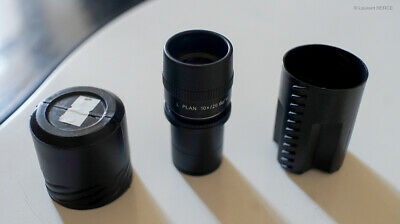 Oculaire LEICA L PLAN 10X/20 MICROSCOPE EYEPIECE - 30MM