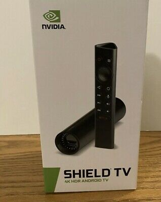 NVIDIA - SHIELD TV 2019 - 8GB - 4K HDR / Dolby vision - **** SHIPS WORLD WIDE