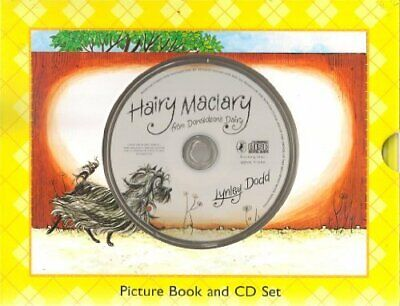 Hairy Maclary from Donaldson's Dairy - Book & CD by , Good Used Book (Unknown Bi