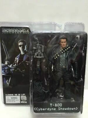 NECA 7 inch The Terminator 3 T-800 Gatling Arnold Action Figure toy