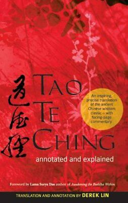 Tao Te Ching by Derek Lin Book The Fast Free Shipping