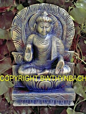 New Rubber Latex Mould Moulds Mold To Make Buddha Hindu Wall Plaque 2