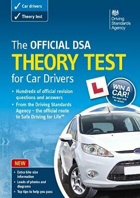 (Very Good)-(The Official DSA Theory Test for Car Drivers  ) By Driving Standard