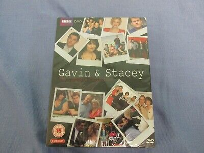 Gavin & Stacey - The Complete Collection 6 Disc DVD Set