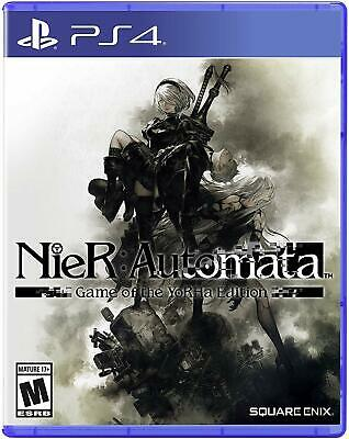 NieR Automata Game of the YoRHa Edition [Sony PlayStation 4 PS4 RPG Sqaure Enix]