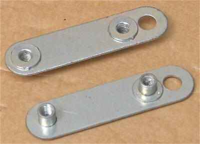 Harley Original Fender Mounting Rail Rail de Fixation Paire Custom