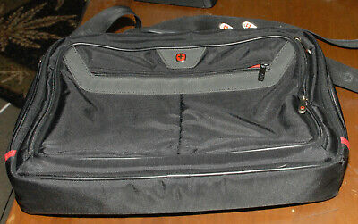Swiss Army Brand Lap Top Computer Carry Bag Shoulder Messenger Tote Near Mint