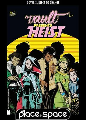 Heist: How To Steal A Planet #1B - Homage Variant (Wk45)