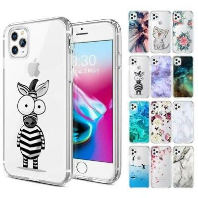 Apple IPHONE 11 Motivo Funda para Móvil Funda de Silicona Funda Delgado Funda