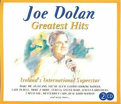 Joe Dolan -Greatest Hits CD Value Guaranteed from eBay's biggest seller!