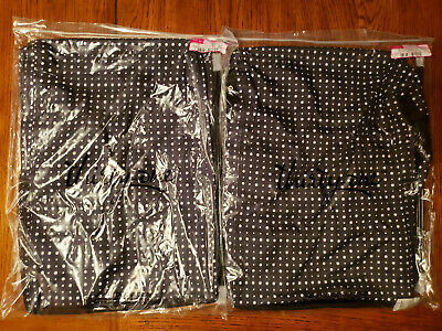 Thirty One Oh Snap Storage Duo Ditty Dot 31 Brand New NWT 2 Pieces Right & Left