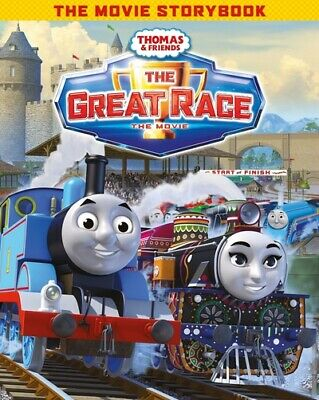 Thomas & friends: The great race: the movie by Egmont Publishing UK (Paperback