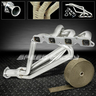 STAINLESS RACING MANIFOLD HEADER//EXHAUST FOR 80-82 TOYOTA COROLLA 3T-C DLX//SR5