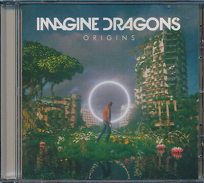 Imagine Dragons Origins CD NEW