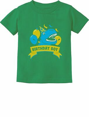 COOL DINOSAUR BIRTHDAY Boy Raptor T Rex Boy ToddlerInfant