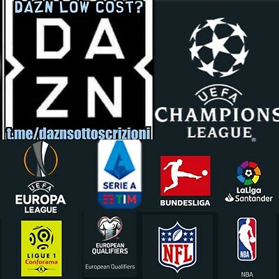 Dazn Germania - 6 Mesi